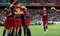 Catalanes siguen punteros en La Liga