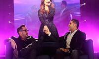 Laura Pausini interrumpe su concierto para casar a pareja homosexual