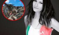 Laura Pausini triste por terremoto en Italia