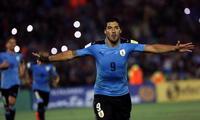 Suárez celebra el triunfo