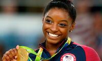 Joven gimnasta volvió a ser noticia pero no de manera deportiva