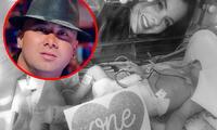 Wisin llora la partida de su bebé debido a condición genética