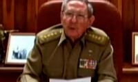 Así anunció Raúl Castro la muerte de su hermano