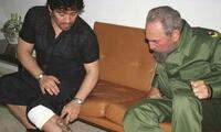 Tanta era su admiración por líder cubano que se tatuó en su pierna la imagen de su cara