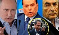 A diferencia de estos políticos. González se dejó llevar por el amor