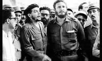 Fidel Castro volvió a reunirse con el Che Guevara en Santa Clara