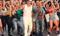 Wisin y Yandel se robaron el show en concierto de Maluma