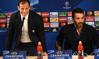 Buffon quiere retirarse con el título de la Champions League. Técnico Allegri seguro de alcanzarla