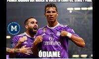 Los mejores 'memes' de Cristiano Ronald en la final de la Champions League