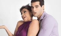 Guty Carrera seducirá a Bettina Oneto en puesta en escena