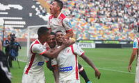 Universitario logró su tercer triunfo consecutivo