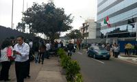 Reportan amenaza de bomba en la municipalidad de San Isidro
