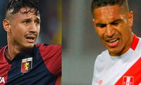Lapadula aún puede jugar por Perú