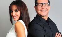 Carloncho y Rosángela Espinoza habrían tenido relación por contrato