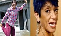 Bettina Oneto no aguantó broma del comediante