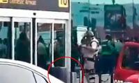 UDEX evacua el Aeropuerto Jorge Chávez