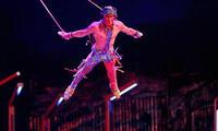 Acróbata de circo sufrió fatal accidente en plena función