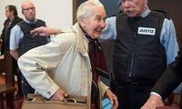 """Ursula Haverbeck la """"abuela Nazi"""""""