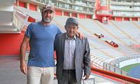 Sotil saldrá en un documental del fútbol peruano