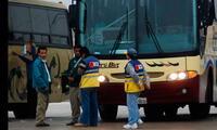 Asaltos a pasajeros en buses no paran (Foto referencial)