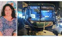 Raquel Linares fue asesinada por asaltante de bus porque le vio el rostro en Trujillo