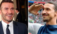 Zlatan Ibrahimovic tendrá que cumplir apuesta con David Beckham