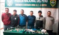 Venezolano detenido por extorcionar a transportistas en San Juan de Lurigancho