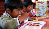 Producto lácteo será destinado al programa Qali Warma, en quechua y español