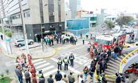 Momentos de terror vivieron pasajeros de vuelo comercial que viajaban a Santiago