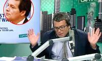 Christian Hudtwalcker tuvo acalorada discusión con el reemplazante de Edwin Oviedo en la presidencia de la FPF