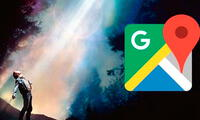 Google Maps captó ovni en México