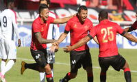 Cachete Zúñiga se retiró anotando gol