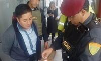 Sujeto intervenido fue llevado a sede policial