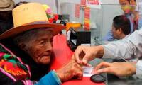 Más de medio millón de beneficiarios del programa Pensión 65