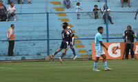Universidad San Martín ganó con gol de Correa. Fue expulsado Calcaterra para Sporting Cristal