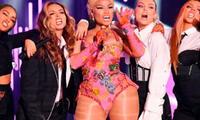 Nicki Minaj y la banda femenina Little Mix inauguraron los MTV Europe Music Awards