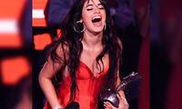Camila Cabello tuvo gran noche en los MTV EMA 2018
