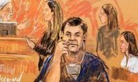 ''El Chapo'' Guzmán negó todas las acusaciones en su contra