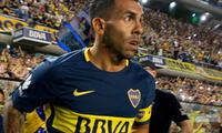 Hinchas de River Plate agredieron al bus de Boca Juniors rumbo al Monumental de Nuñez.