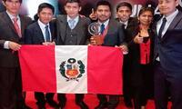 Estudiante peruano en segundo lugar en concurso de History Channel