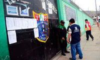 Bus de Iquitos se quedó varado con 40  votantes