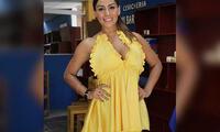 Leysi Suárez sostuvo que trata siempre de cuidarse al máximo para que su bebita nazca