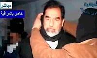 Saddam Hussein,que fue condenado a la horca el 30 de diciembre de 2006