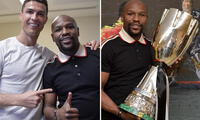 Manny Pacquio retó a Floyd Mayweather tras retener su título peso wéiter AMB