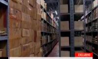Roban documentos históricos del Perú