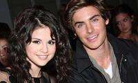 Selena Gómez y Zac Efron en posible romance