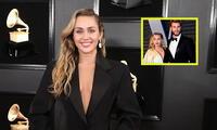 Miley Cyrus asistió a los Grammy 2019 sin su esposo