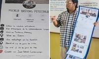 Maestro decidió crear ''perfiles de Facebook'' de personajes de la historia del Perú