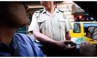 Policía rechazó un soborno de 10 soles que le ofreció un conductor