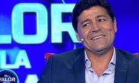 El exjugador argentino, Checho Ibarra, se sentó en el sillón rojo de El valor de la verdad